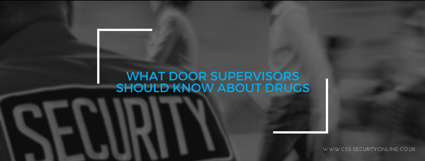 What Door Supervisors Should Know About Drugs