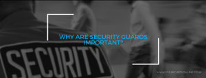 Why Are Security Guards Important?